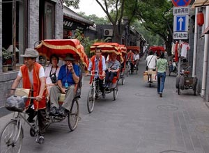 Hutong Tour with Rickshaw
