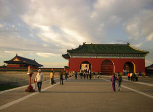 Temple of Heaven of Beijing