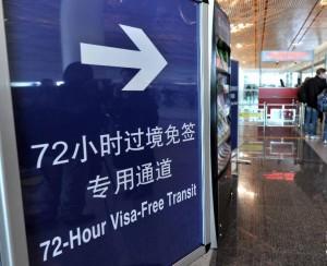 72-Hour Visa Free Transit
