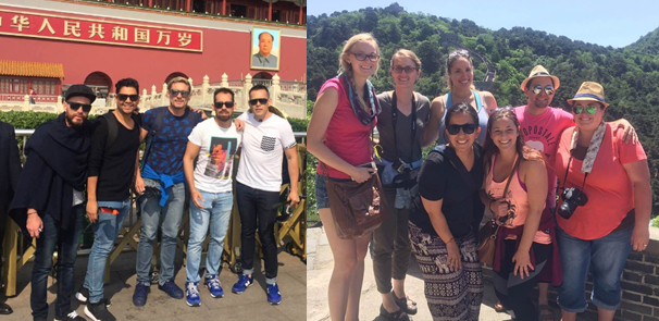 Forbidden City & Great Wall Group Tour