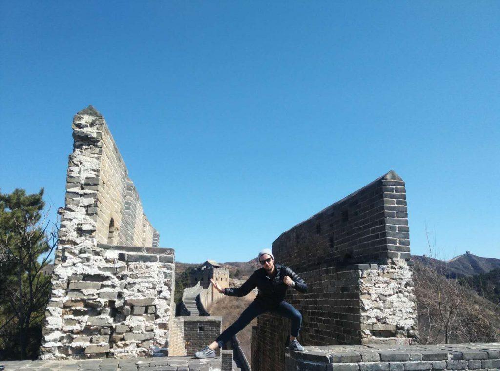 Jinshanling Great Wall Layover Tour